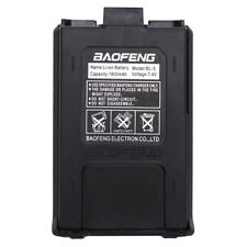 UK 1800mah BL-5 Original Li-Ion Baofeng UV5R Battery For Radio Walkie Talkie UV5