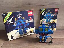 Lego 6951 Robot Command Center Classic Space komplette complete mit BA und Box
