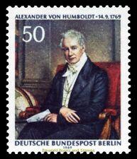 EBS West Berlin 1969 Alexander von Humboldt Michel 346 MNH**