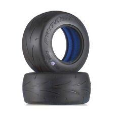 Pro-Line Prime SC SCT 2.2 /3.0  MC Clay Tires (2) Front Rear Slick 10113-17