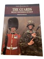 Military:  Britain's Household Division by Simon Dunstan Paperback 1996