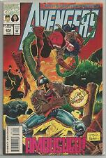 Avengers #372 , Vintage Marvel comic from March 1994