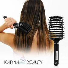 Vented Brush | Detangler and Blow Drying | Boar Bristle Brush | Karma Beauty |