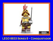 LEGO MINIFIGURES SERIES 8 8833 Conquistador