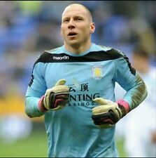 Aston Villa FC training top worn by players
