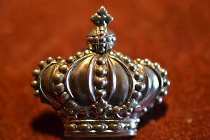 Bayerische Königskrone PIN 925 Sterling-Silber