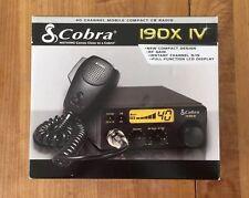 Cobra 19DX IV Mobile Compact CB Radio