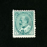 Canada Stamps # 89 VF OG NH Scott Value $115.00