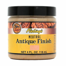 Fiebing's Antique Finish Neutral Paste 4 oz 21980-10 Leather Dye Stain