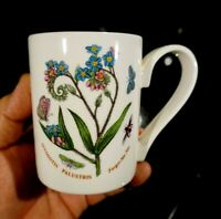 Beautiful Portmeirion Botanic Garden Forget Me Not Mug
