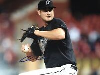 Chris Volstad Florida Marlins Signed Auto 8x10 Photo Autographed Picture