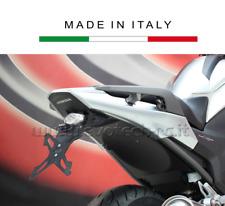 Evotech Portatarga Regolabile Honda NC 700 X 2012 2013 2014 2015 2016