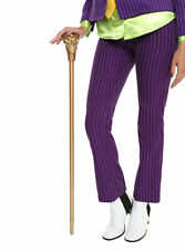 "DC Comics Batman Super Villain The Joker Cane Costume Accessory Huge 37"" New"