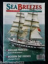 SEA BREEZES #683 - MODERN DAY VIKINGS - NOV 2002