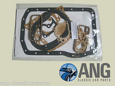 WOLSELEY 1500, 15/50, 15/60, RILEY 1.5, 4/68 BOTTOM END ENGINE GASKET SET GEG203