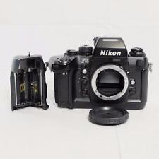 Nikon F4S 35mm Film Camera - MUST READ! (7403)