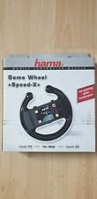 Hama 080871 Speed X Game Steering Wheel for iPhone 2G