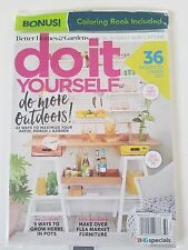 Attrayant Better Homes And Gardens Do It Yourself Magazine Summer 2016