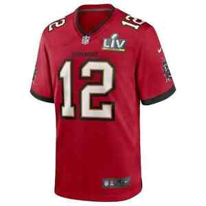 Men's Tom Brady Tampa  Bay  Super Bound W All the code number Jersey