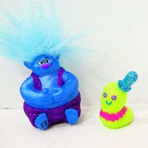 DreamWorks Trolls Biggie Mr. Dinkles Figurine Mini Figure rare