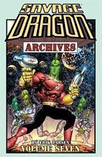 SAVAGE DRAGON ARCHIVES 7 - LARSEN, ERIK - NEW PAPERBACK BOOK