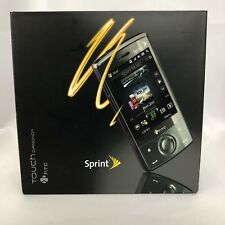 Htc Touch Diamond Black Sprint Phone 6950 Pda 4Gb New (other) Hg196