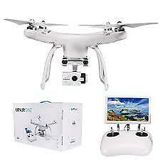 "UPAIR "" ONE "" Drone w/ Camera, 2.7K auto return, auto balance, Worldwide ship"