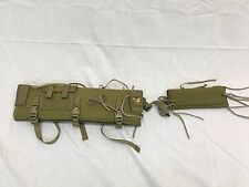 Eagle Industries Khaki Sniper Rifle Scope and Crown Padded Cover Hybrid