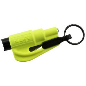 ResQMe Rettungswerkzeug Feuerwehr THW Mini-Spezialwerkzeug Schlüsselring gelb