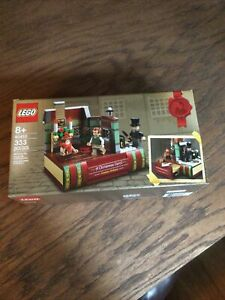 LEGO Charles Dickens Tribute (40410)