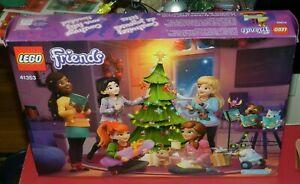 LEGO 41353 Friends - Christmas Advent Calendar Building Toy NEW