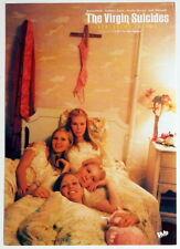 Kirsten Dunst THE VIRGIN SUICIDES original Kino Aushangfoto 2000