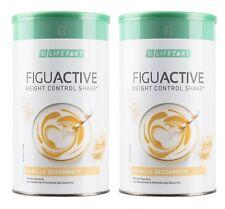 (65,22�'�/kg) 2 x 450 g LR Figu Active Shake Vanille Geschmack Figuactiv