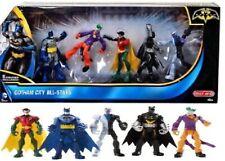 Batman Gotham City All Stars DC Comics 5 Pack Mattel Toy Ages 4 Boys Girls Gift