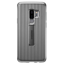 Samsung Protective Standing Cover Case w/ Kickstand for Galaxy S9+/S9 Plus Grey