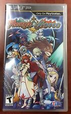Hexyz Force (Sony PSP, 2010) Brand New Factory Sealed
