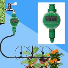 Home Water Timer Garden Electronic Auto Irrigation Sprinkler Controller Program