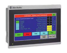 2018 Allen-Bradley 2711r-t7t PanelView 800 7-in HMI Touch Screen