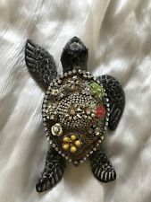 Hand Jeweled Sea Turtle