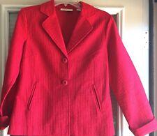 Coldwater Creek Women's Long Sleeve Blazer Light Jacket 6