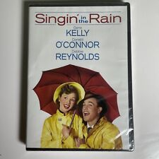 Singin' In The Rain Dvd New Sealed Gene Kelly Debbie Reynolds O'Connor