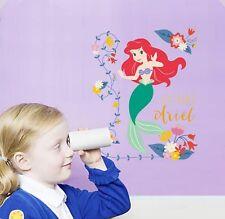 Disney Princess Set D3009 Wall Art Stickers Children Kids Room Decor Decals FS