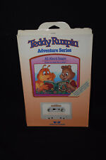 Teddy Ruxpin ~ Book & Tape ~ All About Bears ~ in Original Packaging