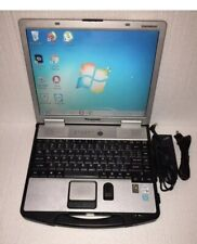 Panasonic Toughbook Rugged Dual Core CF-74 500gb Windows7 DVD WiFi 2gb