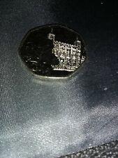 2019 Paddington Bear At The Tower Of London 50 Pence Coin