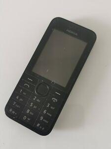 Working Nokia 208 Black (Vodafone) Mobile Phone Bar Phone
