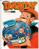 The Dandy Book Annual 2005 Very good condition 2000's Desperate Dan Pie Comic