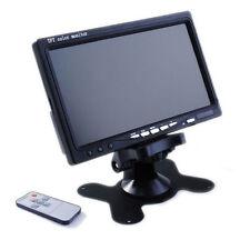 TFT-Monitore mit Fernbedienung für Auto
