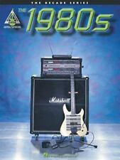 Hal Leonard The Decade Series: The 1980s [TAB]