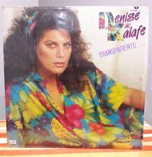 DENISE DE KALAFE TRANSPARENTE MEXICAN LP LATIN POP